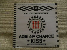 Age of Chance Kiss - Jack Knife Remixes'12' washed /gewaschen Limited Edition UK