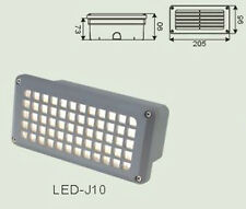 RASMI LED Aluminum Weather Proof Brick Light 90mm/95mm/205mm 1