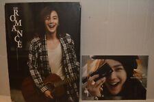 Jang Keun Suk The Romance J Plus Photograph Collection Hardcover Book W/BONUSES