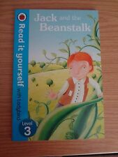 Ladybird Read it Yourself Jack and the Beanstalk Level 3 new PB RRP £4.99