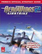 Aerowings 2: Air Strike : Prima's Official Strategy Guide