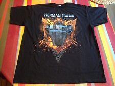 HERMAN FRANCK (ACCEPT), NEW, size XL, promo rock t shirt