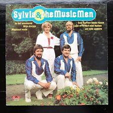 SYLVIA & THE MUSIC MEN - LP