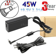 45W Laptop Power Adapter Charger For HP EliteBook 820 G3 820 G4 + Cord