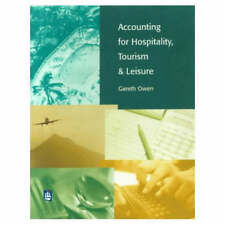 Accounting for Hospitality, Tourism and Leisure by Owen, Gareth