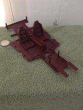 Vintage bottom chassis for Dreadnok Thunder Machine GI Joe 1986