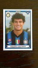 Phillipe Coutinho novato-panini calciatori 2010-11 - Perfecto Estado