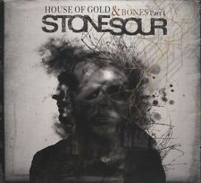 STONE SOUR - HOUSE OF GOLD & BONES PART 1  CD ROCK MAINSTREAM  NEU