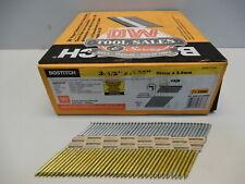 "Bostitch 3 1/2"" 16d 30-35 Degree Paper Tape Nails (2,000) Galvanized"
