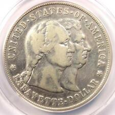 1900 Lafayette Silver Dollar $1 - ANACS VF20 Details - Rare Certified Coin!