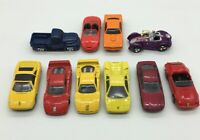 Vtg Maisto Lot Of 1/64 Sports Cars Lamborghini Diablo Ferrari F40 & 384tS Ford