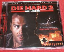 DIE HARD 2 DIE HARDER 2CD VARESE LIMITED 3000 OOP MICHAEL KAMEN RARE OST OOP