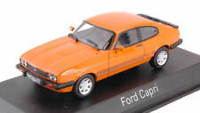 Ford Capri S 1986 Orange 1:43 Model 270563 NOREV
