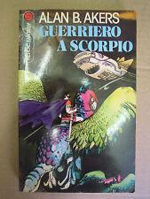 GUERRIERO A SCORPIO. Alan B.Akers. 1978 MEB