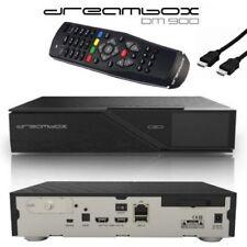 Dreambox DM900 UHD 4K Linux E2 1x DUAL DVB-S2 Tuner