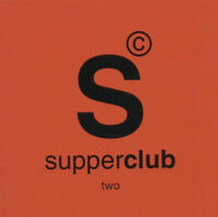 Various Artists : Supperclub - Volume 2 CD (2011) ***NEW*** Fast and FREE P & P