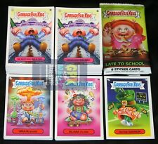 2020 GARBAGE PAIL KIDS LATE TO SCHOOL 240 CARD MASTER SET BASE MASCOT FACULTY