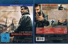 96 HOURS - TAKEN 2 --- Blu-ray --- Extended Cut -- Liam Neeson ---