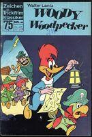 Zeichentrickfilmklassiker Nr.18 von 1967 Woody Woodpecker - ORIGINAL BSV COMIC