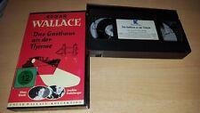 Edgar Wallace - Das Gasthaus an der Themse - Joachim Fuchsberger -  VHS