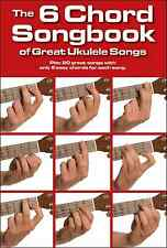 Ukulele - 20 canzoni con 6 Corde-facile MUSICA LIBRO Corda scatole Pop Rock Grafico