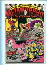 METAMORPHO #11 HI GRADE ALL OUT ACTION COVER