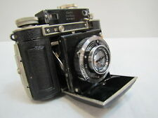 CERTO DOLLINA II DRESDEN 46-Folding Rangefinder 35MM Camera c.1936