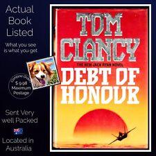 Debt of Honour by Tom Clancy Hardcover 1994 Jack Ryan Adventure