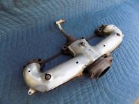 LT1 Exhaust Manifold OEM C4 1993 Corvette - Issues