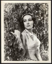 DOLORES DEL RIO sexy Mexican actress VINTAGE ORIG PHOTO