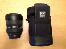 12-24mm Sigma EX f/4.5-5.6 HSM Lente Canon DG Fit
