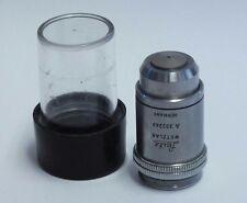 Leitz Wetzlar APO 90x /1.32 Oil Objective for 170mm TL