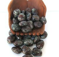 One Septarian Dragon Tumbled Stone Dings 20-30mm Healing Crystal Drumming