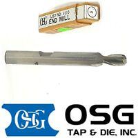 OSG End Mill 5mm Shank Dia 6MM Coat 2-Flute No116