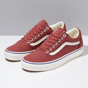 Vans Retro Cali Old Skool Skate Shoes Sneakers Brown/White VN0A3WKT40J US 4-11