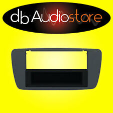 MA/397GA Mascherina Autoradio Seat Ibiza 1 2 DIN Adattatore Cornice Vano Radio