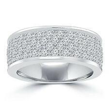 1.50 ct Ladies Round Cut Diamond Anniversary Ring