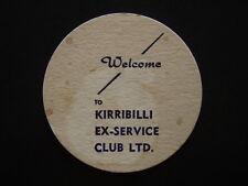 KIRRIBILLI EX-SERVICE CLUB LTD COASTER