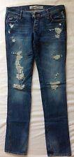 Hollister Women, Girls Jeans , Size about UK26, USA 3, Excellent Condition