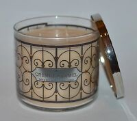 BATH & BODY WORKS CREME CARAMEL SCENTED CANDLE 3 WICK 14.5 OZ LARGE DECORATIVE