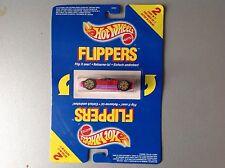 Vintage 1989 Hot Wheels Flippers 2 In 1 Mattel  Moc 6002