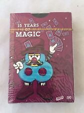 2002-2016 Bonnaroo Playing Cards Deck 15 Years Collectible Photographs Swag Pics