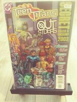 SECRETS FILES & ORIGINS 2003 TEEN TITANS PA1-32 HIGH GRADE COMIC BOOK