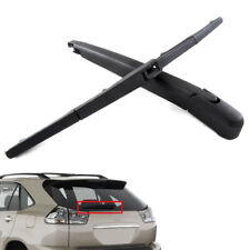 New Rear Window Wiper Arm & Blade Kit Replace For 04-08 Lexus RX330/RX350/RX300