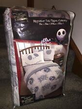 disneys the nightmare before christmas full queen microfiber comforter - Nightmare Before Christmas Bedding Queen
