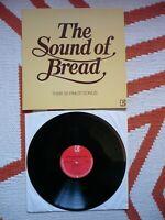 Bread The Sound Of Greatest Hits Vinyl 1977 Elektra Best Of LP David Gates EXC++