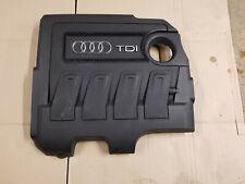 cache couvre protection moteur audi a1 1.6 tdi 105 03l103925 a3 a4 a5 a6 q3 q5