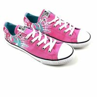 Converse Chuck Taylor All Star Low Top Shoes Women Size 6 Pink 647625F