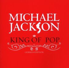 "MICHAEL JACKSON ""KING OF POP (BEST OF)"" 2 CD NEW"