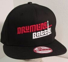 Drumline Battle Hat Cap Snapback USA Embroidery New Era Brand 9Fifty Drum Corps